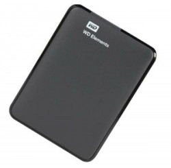 PROTABLE WD 2TB HDD