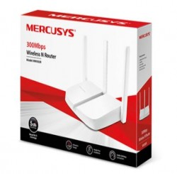 Mercusys Mw 305R 300mbps N Router