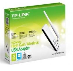 Tp-Link Tp-Wn722n Wirless USB Adapter