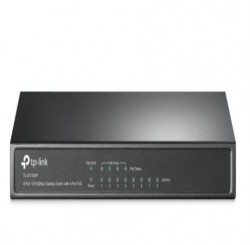 Tp Link Tl-Sf1008p Powerline Ethernet Switch