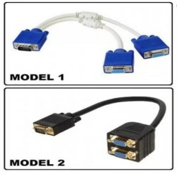 VGA Y Able 2;1 Cable